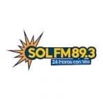 Logo da emissora Radio Sol 89.3 FM