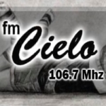 Logo da emissora Radio Cielo 106.7 FM
