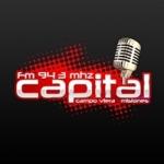Logo da emissora Radio Capital 94.3 FM