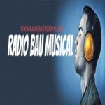Logo da emissora Rádio Baú Musical