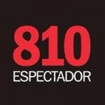 Logo da emissora Radio Espectador 810 AM