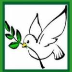 Logo da emissora Rádio Louvor & Adoração