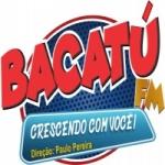 Logo da emissora Bacatú FM