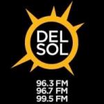 Logo da emissora Radio Del Sol 96.3 FM