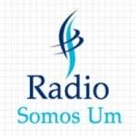 Logo da emissora Rádio Somos Um
