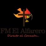 Logo da emissora Radio El Alfarero 88.7 FM