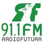 Logo da emissora Radio Futura 91.1 FM