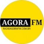 Logo da emissora Rádio Agora FM