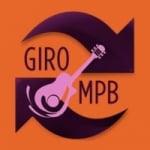 Logo da emissora Giro MPB