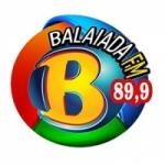 Logo da emissora Rádio Balaiada 89.9 FM
