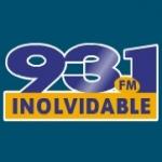Logo da emissora Radio Inolvidable 93.1 FM