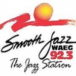 Logo da emissora Radio WAEG 92.3 FM