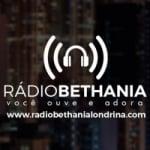Logo da emissora Rádio Bethânia Londrina