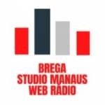 Logo da emissora Brega Studio Manaus