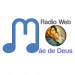 Logo da emissora Rádio Web Mãe de Deus