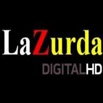 Logo da emissora Radio La Zurda Digital HD