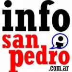 Logo da emissora Radio Info San Pedro 105.5 FM
