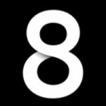 Logo da emissora 8 Radio
