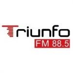 Logo da emissora Radio Triunfo 88.5 FM