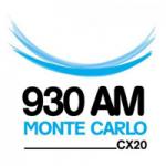 Logo da emissora Radio Monte Carlo 930 AM