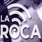 Logo da emissora Radio La Roca 96.9 FM