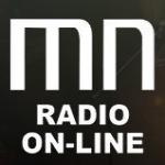 Logo da emissora Radio Montevideo Night