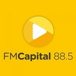 Logo da emissora Radio Capital 88.5 FM