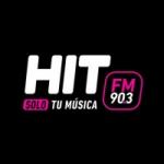 Logo da emissora FM HIT 90.3 FM