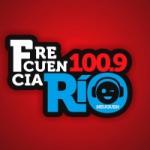 Logo da emissora Radio Frecuencia Río 100.9 FM