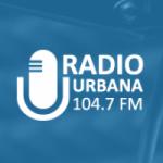 Logo da emissora Radio Urbana 104.7 FM