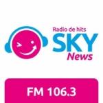 Logo da emissora Radio Sky News 106.3 FM