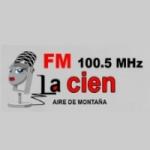 Logo da emissora Radio Ilusiones 100.5 FM