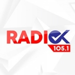 Logo da emissora Radio Ok 105.1 FM