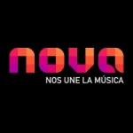 Logo da emissora Radio Nova 98.9 FM