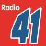 Logo da emissora Radio 41 1360 AM