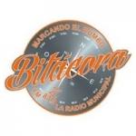 Logo da emissora Radio Bitácora 87.9 FM