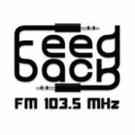 Logo da emissora Radio Feedback 103.5 FM
