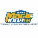 Logo da emissora Radio WAKB 100.9 FM