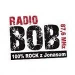 Logo da emissora Radio Bob 87.6 FM