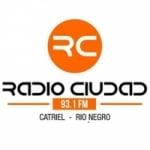 Logo da emissora Radio Ciudad 93.1 FM