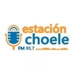 Logo da emissora Radio Estación Choele 95.7 FM