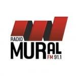Logo da emissora Radio Mural 91.1 FM