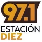 Logo da emissora Radio Estación Diez 97.1 FM