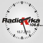 Logo da emissora Radio Krka 106.6 FM