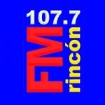 Logo da emissora Radio Rincón 107.7 FM