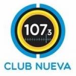 Logo da emissora Radio Club Nueva 107.3 FM