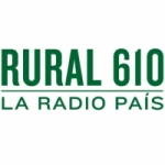 Logo da emissora Radio Rural 610 AM