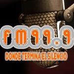 Logo da emissora Radio 99.9 FM