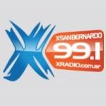 Logo da emissora X Radio 99.1 FM