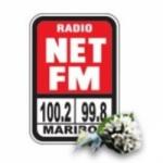 Logo da emissora Radio Net 100.2 FM